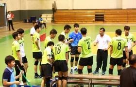 รูปภาพ : การแข่งขันกีฬามหาวิทยาลัยแห่งประเทศไทยครั้งที่ 44 รอบคัดเลือกภาคเหนือ ประเภทวอลเลย์บอลชาย