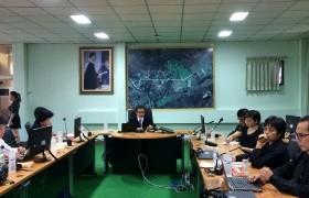รูปภาพ : ประชุมหารือแนวทางการดำเนินงานที่ตอบสนองยุทธศาสตร์และโครงการสวนนวัตกรรมเกษตรและอาหารล้านนา