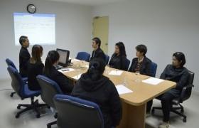 """รูปภาพ : บุคลากรวิทยาลัยฯ เข้าร่วม """"โครงการพัฒนาคุณภาพงานสายสนับสนุนการศึกษา ปีการศึกษา 2560"""" ที่ มหาวิทยาลัยแม่ฟ้าหลวง จ.เชียงราย"""