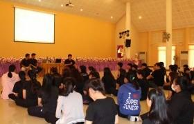 รูปภาพ : มทร.ล้านนา ลำปาง จัดโครงการอบรมคุณธรรมจริยธรรมแก่นักศึกษา ภายใต้แนวคิดมหาวิทยาลัยปลอดเหล้า