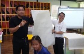รูปภาพ : ทีม STEM RMUTL ขยายผลด้านสะเต็มศึกษา