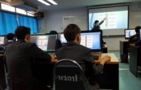 รูปภาพ : อาจารย์สาขาระบบสารสนเทศฯ มทร.ล้านนา ลำปาง เป็นวิทยากรสร้างงานกราฟฟิก โปรแกรม Adobe Illustrator CS6
