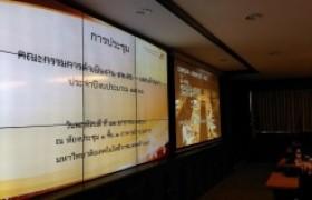 รูปภาพ : ประชุมคณะกรรมการ(อพ.สธ.-มทร.ล้านนา) ครั้งที่ 1/2560