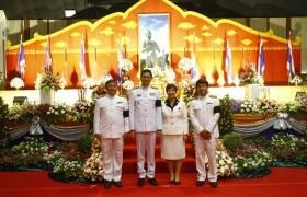 รูปภาพ : วันพ่อขุนรามคำแหงมหาราช ประจำปี 2560