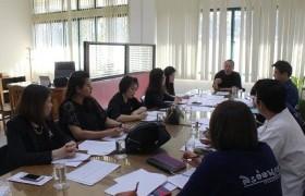 รูปภาพ : ประชุมติดตามความคืบหน้าการดำเนินงาน star-up ระยะที่ 3