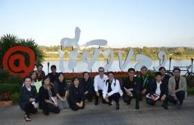 รูปภาพ : ประชุมคณะกรรมการประจำคณะวิทยาศาสตร์และเทคโนโลยีการเกษตร ครั้งที่ 1/2560 สัญจร จ.เชียงราย