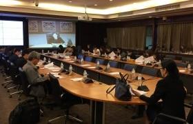 รูปภาพ : การประชุมทำร่างคู่มือประกันคุณภาพสายสนับสนุน (26ม.ค.60)
