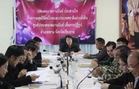 รูปภาพ : ประชุมหัวหน้าส่วนอำเภอพาน ครั้งที่ 2/2560