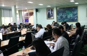 รูปภาพ : มทร.ล้านนา ลำปาง จัดประชุมคณะกรรมการซ้อมย่อยรับพระราชทานปริญญาบัตร ครั้งที่ 30 ปีการศึกษา 2558