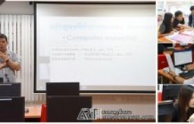 รูปภาพ : วิทยบริการฯ จัดสอบ ICT หลักสูตร Computer Essentials , Online Essentials , Word Process และ Spreadsheet ให้กับพนง.ในสถาบันอุดมศึกษา