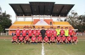 รูปภาพ : จตุรมิตรนัดแรก AJ RMUTL FC VS MFU STAFF FC