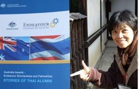 รูปภาพ : อาจารย์ มทร.ล้านนา ลำปาง ได้รับการคัดเลือกเป็นหนึ่งในคนไทยถ่ายทอดเรื่องราวทุนการศึกษาต่างประเทศ