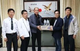 รูปภาพ : มทร.ล้านนา ลำปาง รับมอบของรางวัลสนับสนุนโครงการเดินเทิดพระเกียรติ