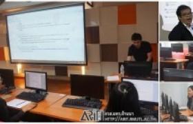 รูปภาพ : วิทยบริการฯ จัดอบรม ICT หลักสูตร Word Processing และ Spreadsheets ให้กับพนง.ในสถาบันอุดมศึกษา