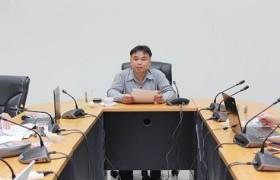 รูปภาพ : การประชุมคณะกรรมการขับเคลื่อนแผนกลยุทธ์ ปี 2557- 2561