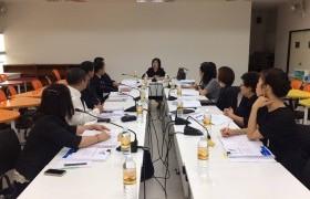 รูปภาพ : การประชุมคณะกรรมการประจำคณะบริหารธุรกิจและศิลปศาสตร์ ครั้งที่ 91 (3/2560)