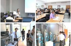 รูปภาพ : สถาบันถ่ายทอดเทคโนโลยีสู่ชุมชนร่วมจัดการประชุมผู้ประกอบการผลิตน้ำดื่มในเขตอำเภอดอยสะเก็ด