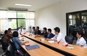 รูปภาพ : มทร.ล้านนา ลำปาง ร่วมต้อนรับอาจารย์ ม.Brawijaya ประเทศอินโดนีเซีย ในโอกาสหารือความร่วมมือทางวิชาการ