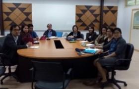 รูปภาพ : กองนโยบายและแผน จัดประชุม VDO Conference