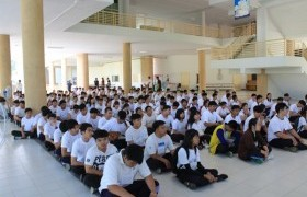 รูปภาพ : มทร.ล้านนา เชียงราย จัดโครงการอบรมจริยธรรมนักศึกษาใหม่ ประจำปีการศึกษา 2560 รุ่นที่ 1