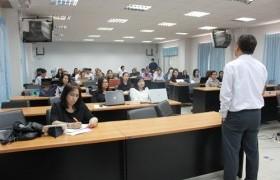 รูปภาพ : มทร.ล้านนา ชร. จัดโครงการส่งเสริมการจัดทำผลงานทางวิชาการแก่บุคลากร