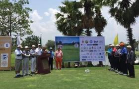 รูปภาพ : ชมรมกอร์ฟ มทร.ล้านนา จัดแข่งกอล์ฟการกุศลนำรายได้สนับสนุนการศึกษาและสร้างความสามัคคีในองค์กร