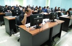 รูปภาพ : ประชุมการอนุมัติผลการเรียน ภาคเรียนที่ 2 ปีการศึกษา 2559