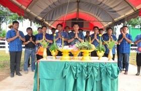 รูปภาพ : มทร.ล้านนา พิษณุโลก ร่วมใจสืบสานวิถีข้าวไทย มุ่งก้าวเข้าสู่การเป็นสถาบันการเรียนรู้เกษตรปลอดภัย รับน้องใหม่ด้วยการลงแขกดำนา