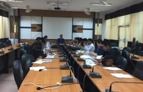 รูปภาพ : งานวิชาการ จัดการประชุมพิจารณาอนุมัติผลการศึกษา