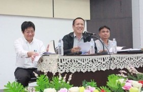 รูปภาพ : ประชุมรับฟังนโยบายการบริหารงานและแนวทางการจัดการเรียนการสอน1/2560