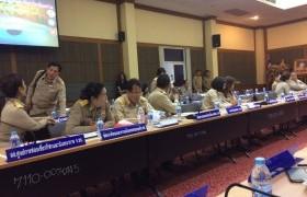 รูปภาพ : มทร.ล้านนา ชร.ร่วมประชุมหัวหน้าส่วนราชการจังหวัดเชียงราย ครั้งที่ 5/2560