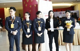 "Image : RMUTL operated the event ""8th Thai Cooperative Education Day"""