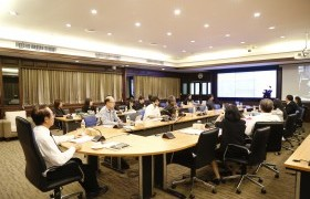 รูปภาพ : การประชุมสรุปผลโครงการบัณฑิตนักปฏิบัติ (Hand-on Graduates) มทร.ล้านนา