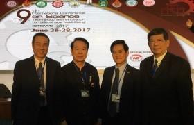 รูปภาพ :  มทร.ล้านนา ร่วมกับ KUST จัดประชุมวิชาการนานาชาติ ณ เมืองคุนหมิง มณฑลยูนนาน สาธารณรัฐประชาชนจีน