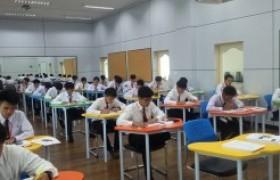 รูปภาพ : ศูนย์ภาษา มทร.ล้านนา เชียงราย จัดสอบ Mock TOEIC ให้กับนักศึกษารหัส 60