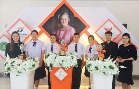 รูปภาพ : นักศึกษาหลักสูตรเตรียมบริหารธุรกิจ เข้าร่วมการแข่งขันประกวดมารยาทไทย โครงการธนชาติ ริเริ่ม เติมเต็มเอกลักษณ์ไทย ณ มหาวิทยาลัยเชียงใหม่