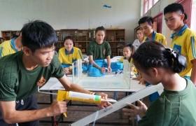 รูปภาพ : มทร.ล้านนา ลำปาง จัดกิจกรรม STEM EDUCATION โรงเรียนเมืองมายวิทยา พัฒนาทักษะการเรียนรู้ของผู้เรียน