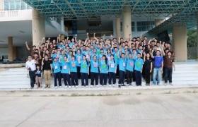 รูปภาพ : โครงการอบรมพัฒนาทักษะผู้เรียนหลักสูตรเตรียมวิศวกรรมศาสตร์