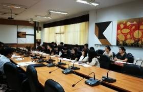 รูปภาพ : กองการศึกษา มหาวิทยาลัยเทคโนโลยีราชมงคลล้านนา เชียงราย จัดให้มีการประชุมประจำปี