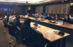 รูปภาพ : โครงการการประชุมสัมมนาจัดทำรายงานการประเมินตนเอง หน่วยงานสายสนับสนุน (24 ส.ค. 60)