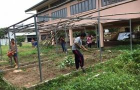 รูปภาพ : ชมรมพัฒนาการเกษตร มทร.ล้านนา ลำปาง จัดโครงการค่ายอาสาพัฒนาเกษตรเพื่อน้อง