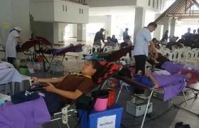 รูปภาพ : มทร.ล้านนา ร่วมกับสภากาชาดไทย จัดหน่วยรับบริจาคโลหิต