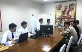 รูปภาพ : ประชุมหารือเกี่ยวกับการจัดทำยุทธศาสตร์แนวทางการพัฒนาจังหวัดตามยุทธศาสตร์ชาติ 20 ปี (พ.ศ.2560-2579) และแนวทางการพัฒนาเศรษฐกิจไทยแลนด์ 4.0 จังหวัดพิจิตร