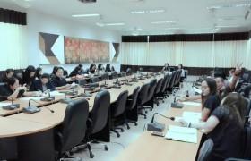รูปภาพ : ประชุมแต่งตั้งเจ้าหน้าที่ตรวจสอบพัสดุ ประจำปี 2560