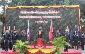 รูปภาพ : อาจารย์ มทร.ล้านนา ลำปาง ร่วมนำนักศึกษาวิชาทหาร เป็นจิตอาสาทำความดีถวายเป็นพระราชกุศล