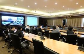 รูปภาพ : ศูนย์วัฒนธรรมศึกษาจัดประชุมเพื่อทบทวนคำเสนอขออนุมัติงบประมาณประจำปี 2562