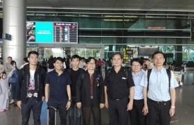 รูปภาพ : นักศึกษา มทร.ล้านนา เดินทางไปแลกเปลี่ยนประสบการณ์ ทำวิชาโครงงาน และสหกิจศึกษา ณ HCMUTE ประเทศเวียดนาม