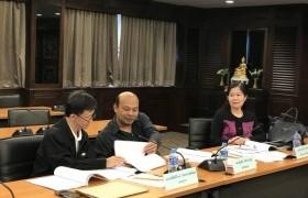 รูปภาพ : การตรวจประเมินคุณภาพการศึกษาภายใน สำนักงานงานอธิการบดี ปีงบประมาณ 2560 (7-8 พ.ย. 60)