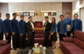รูปภาพ : ผศ.ประพัฒน์ เชื้อไทย รักษาราชการแทนอธิการบดีมหาวิทยาลัยเทคโนโลยีราชมงคลล้านนา พร้อมคณะผู้บริหาร เข้าพบ อธิการบดีมหาวิทยาลัยเทคโนโลยีราชมงคลธัญบุรี