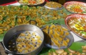 รูปภาพ : มทร.ล้านนา ลำปาง จัดฝึกอบรมเชิงปฏิบัติการ การทำข้าวเกรียบฟักทอง